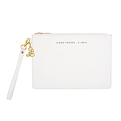 Fashion Wristlet - Honeymoon Vibes