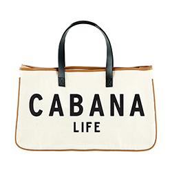 Canvas Tote - Cabana Life