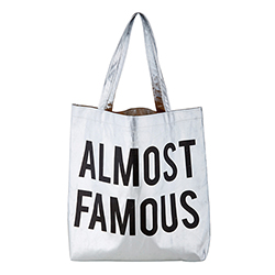 Platinum Tote - Almost Famous