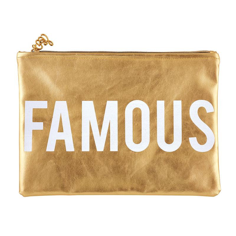 Gold Pouch - Famous