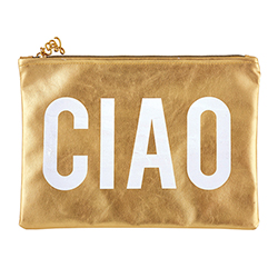 Gold Pouch - CIAO
