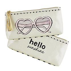 Oil Cloth Bag - Sunnies