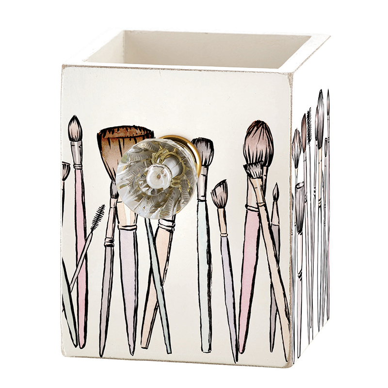 Holder - Make-up Brushes