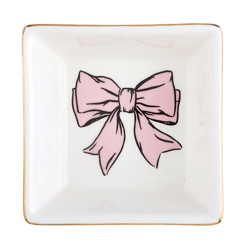 Trinket Tray - Bow