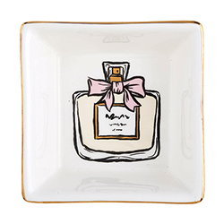 Trinket Tray - Perfume Bottle