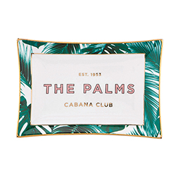Trinket Tray - The Palms