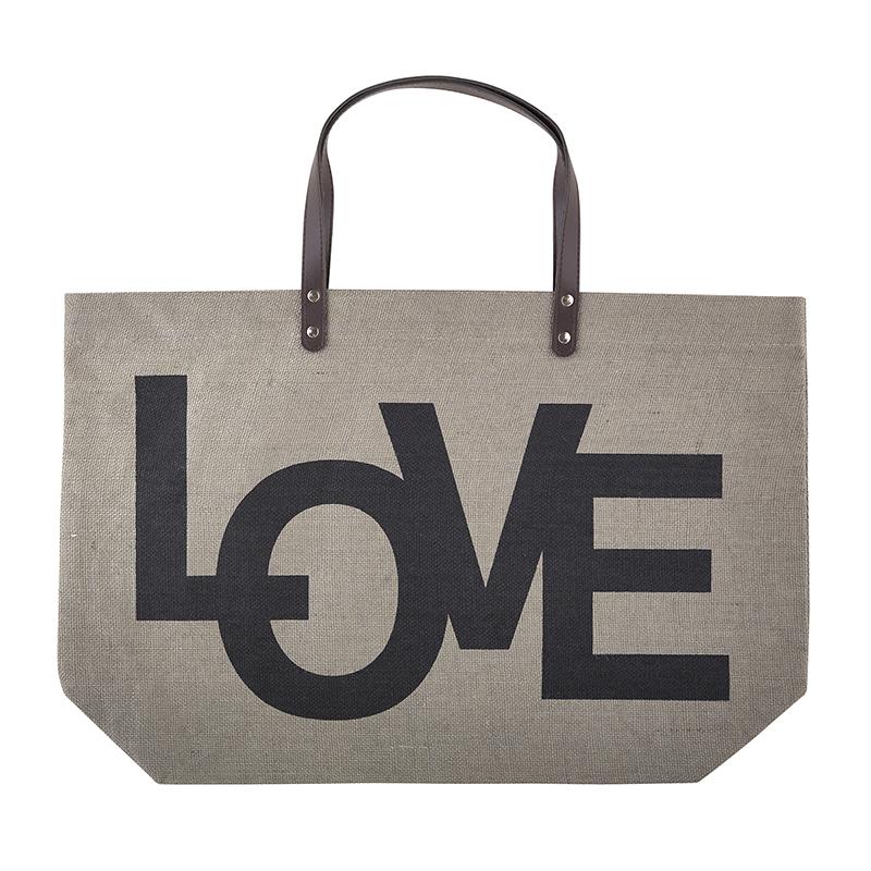 Jute Bag - LOVE