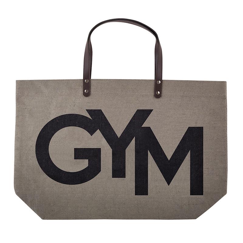 Jute Bag - GYM