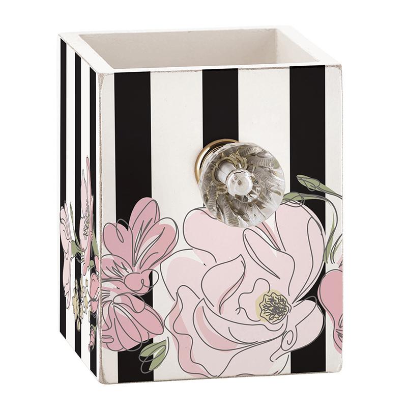 Pen Holder - Floral