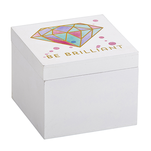 Boxed Note Sheets - Be Brilliant
