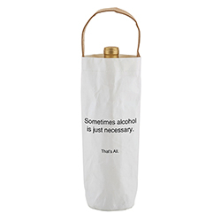 That's All® Wine Bag - Alcohol Necessary