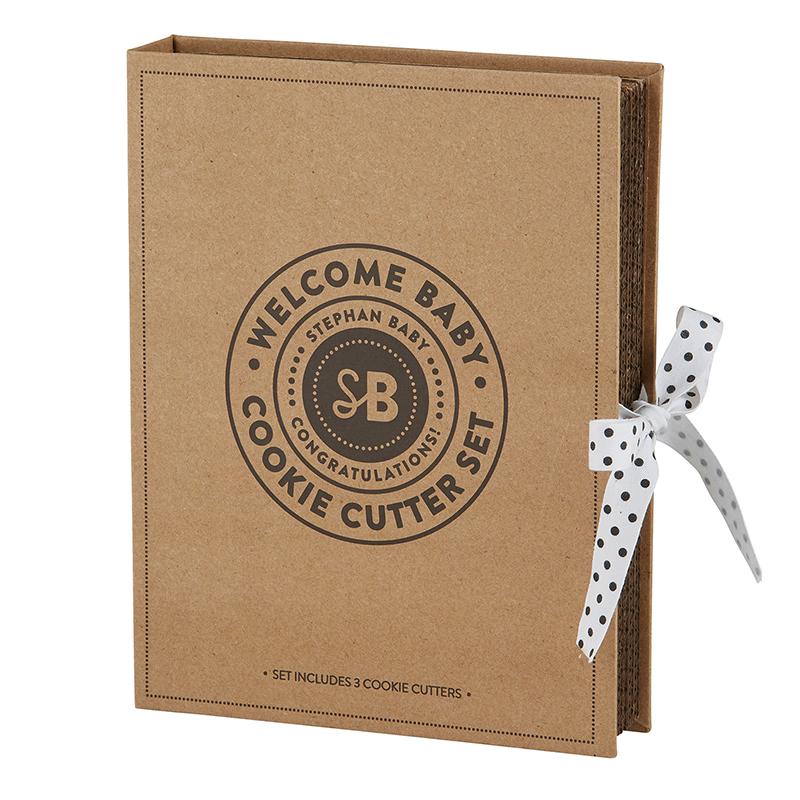 Cardboard Box - Welcome Baby