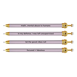 Mechanical Pencils - Purple