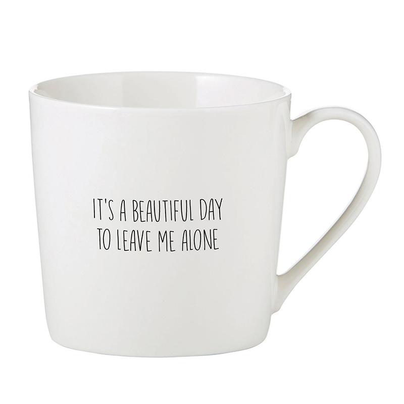 Café Mug - It's a Beautiful Day
