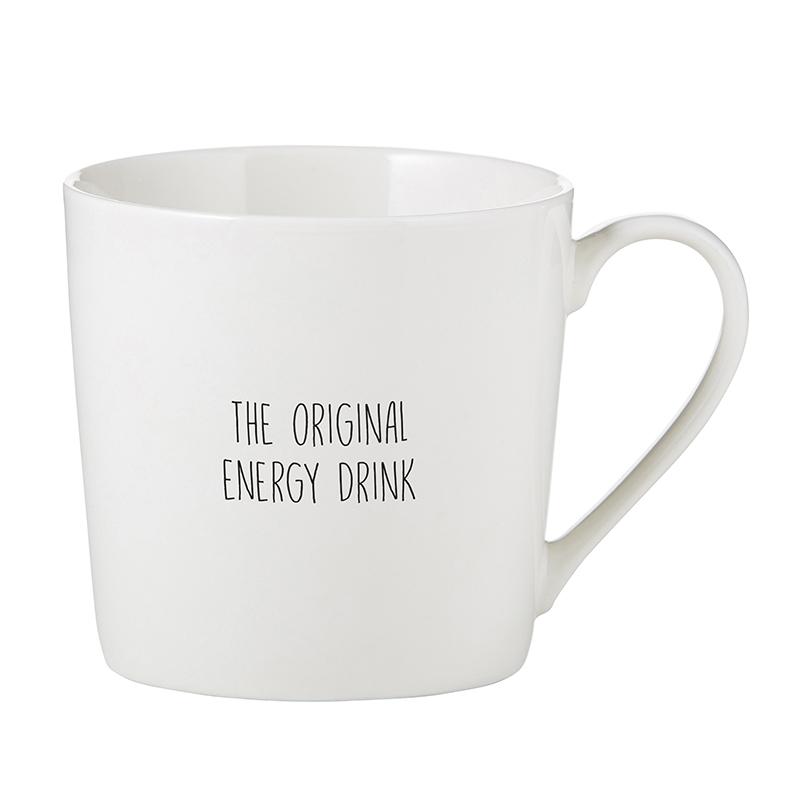 Café Mug - The Original Energy Drink