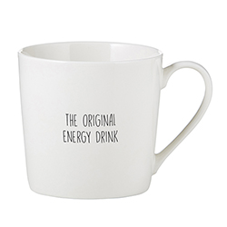 Café Mug - The Original Energy Drink