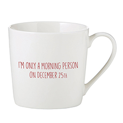 Café Mug - Morning Person