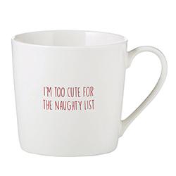 Café Mug - I'm Too Cute