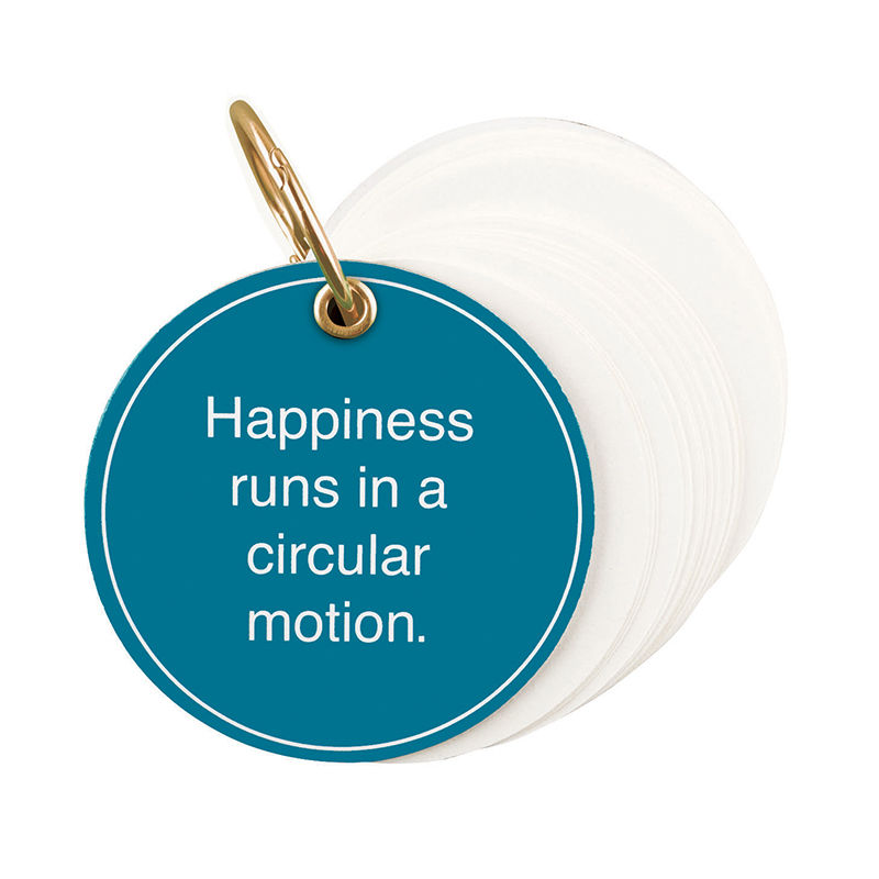 Circle Notepad - Circular Motion