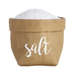 Washable Paper Holder - Mini - Salt