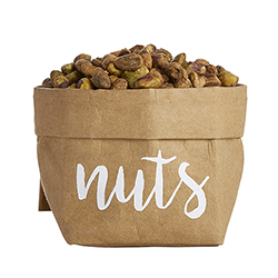 Washable Paper Holder - Small - Nuts