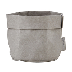 Washable Paper Holder - Small - Grey