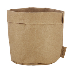 Washable Paper Holder - Medium - Kraft Blank