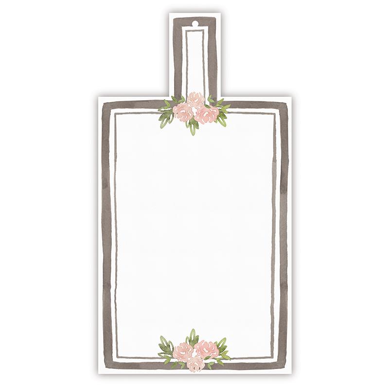 Cardboard Serving Trays - Floral