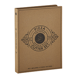 Cardboard Book Set - Pizza