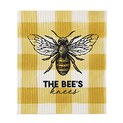 Organic Dishcloth - Bee's Knees