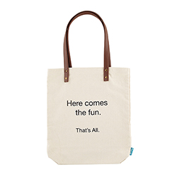 That's All® Tote - Here Comes The Fun