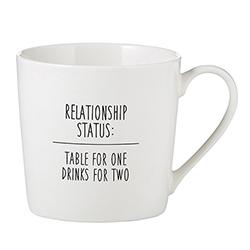 Café Mug - Relationship Status