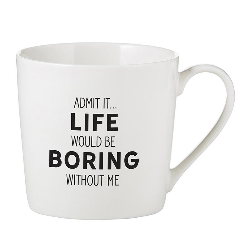 Café Mug - Admit It