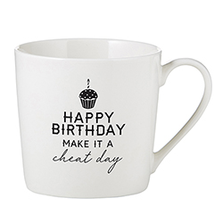 Café Mug - Birthday Cheat Day