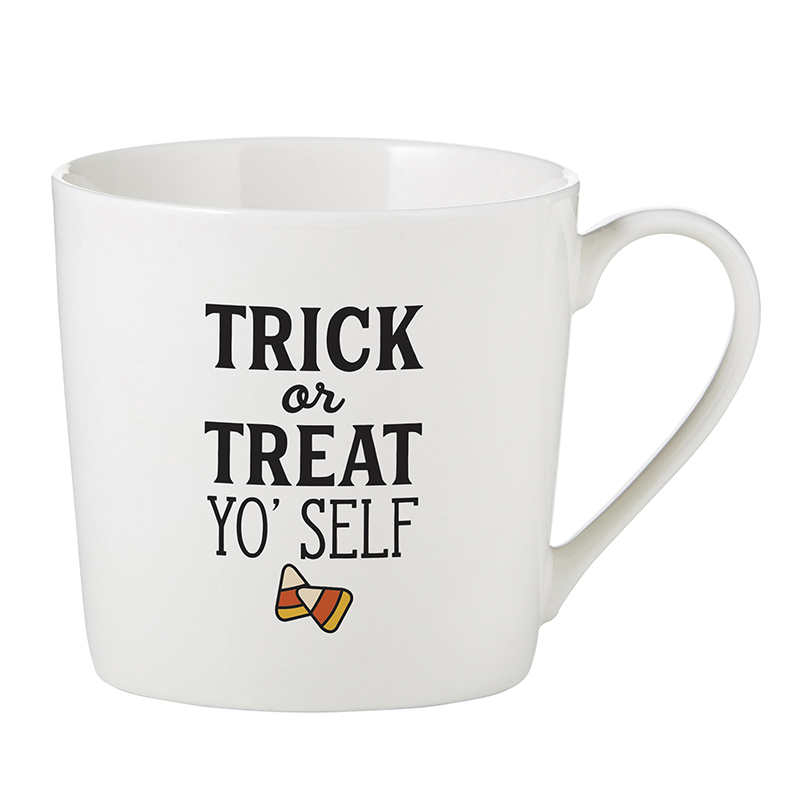 Café Mug - Trick or Treat