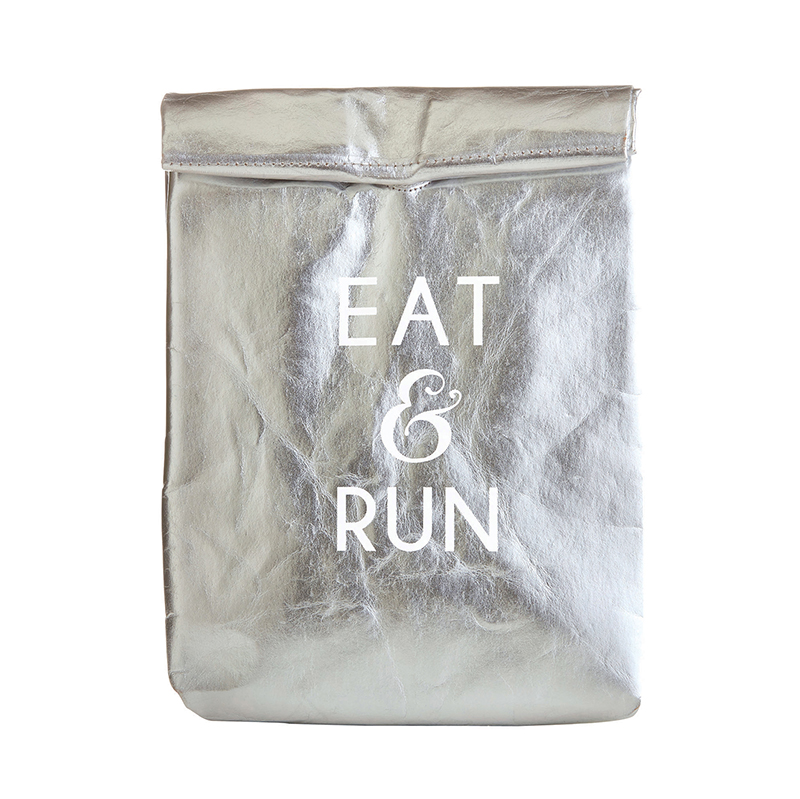 Lunch Bag - Eat & Run