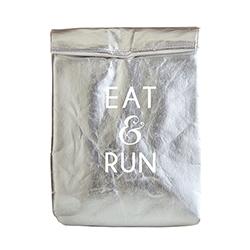 Lunch Bag - Eat & Run