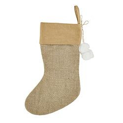 Holiday Stocking - Jute