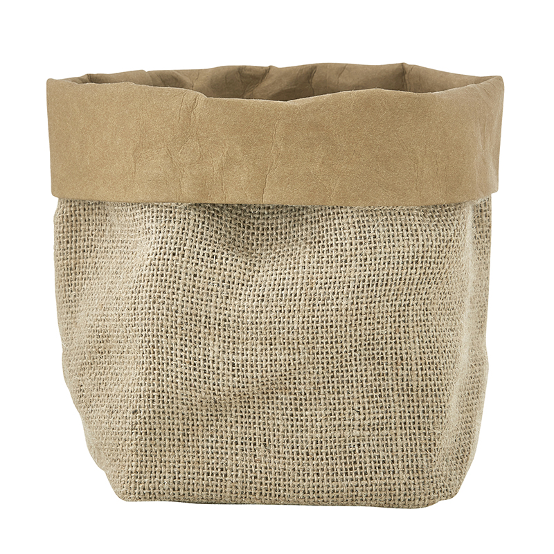 Washable Paper Holder - Small - Jute