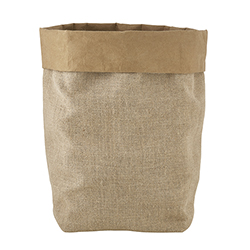 Washable Paper Holder - Large - Jute