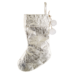 Holiday Stocking - Champagne
