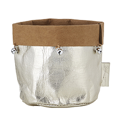 Washable Paper Holder - Small - Champagne Holiday