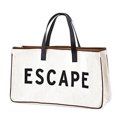 Canvas Tote - Escape