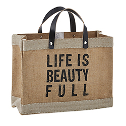 Farmer's Market Mini Tote - Beauty Full