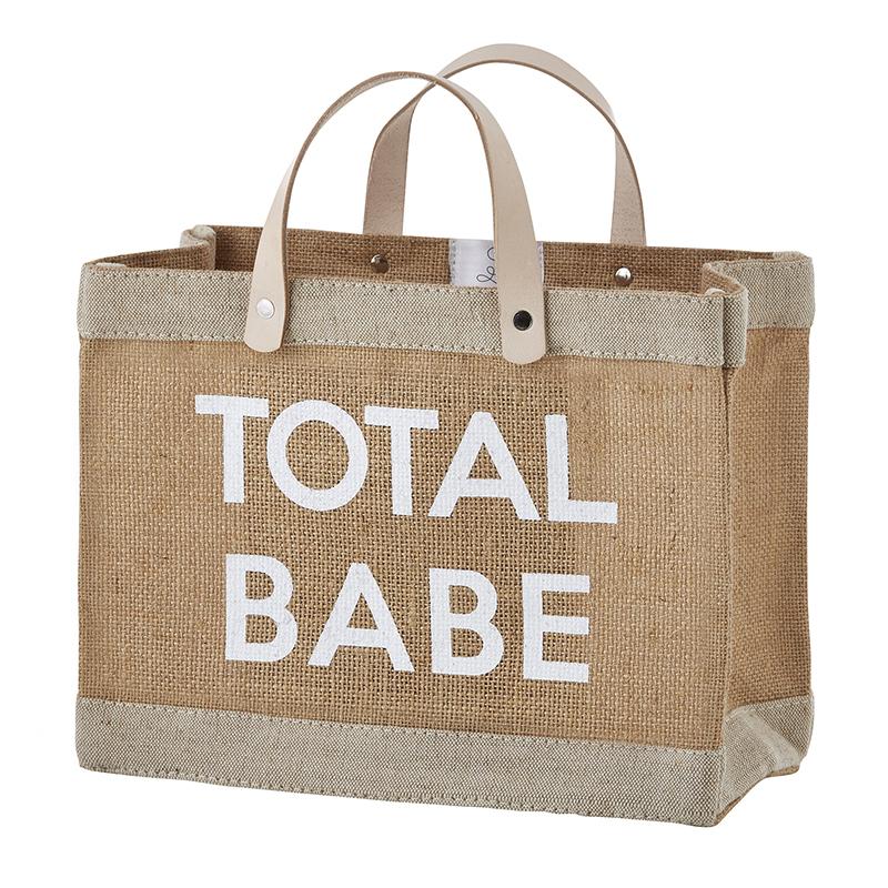 Farmer's Market Mini Tote - Total Babe