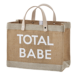 Farmer's Market Mini Tote - Total Babe