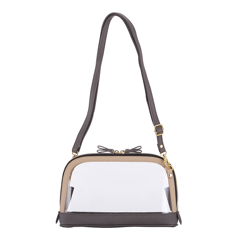 Bow Stadium Bag - Charcoal