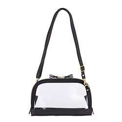 Bow Stadium Bag - Black
