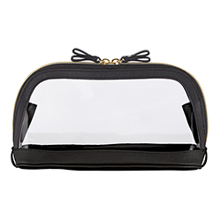 Bow Travel Pouch - Black