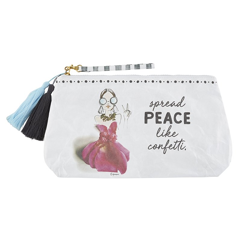 Tyvek Pouch - Peace Babe